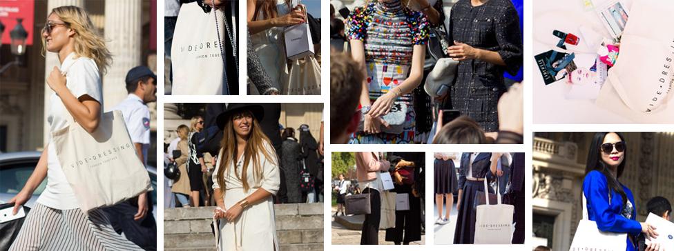 Vide dressing fashion paris