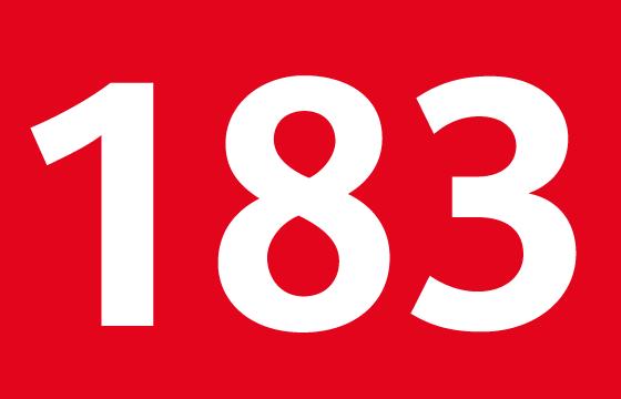 Le bus 183
